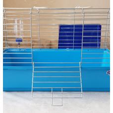 Клетка для грызунов  арт. 708     цинк         (80*48*32)