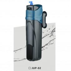 Фильтр-стерилизатор с UV лампой 5W JUP-02 4w 500 л/ч